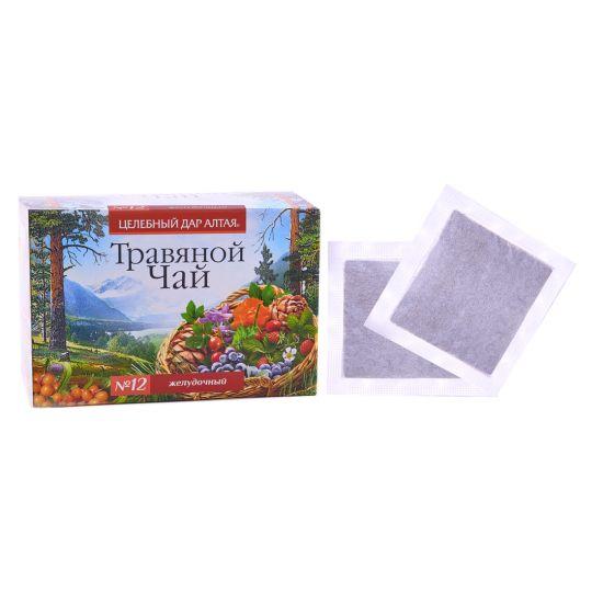 Травяной чай Сбор № 12 «Желудочный»