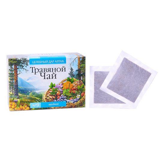 Травяной чай Сбор № 9 «Грудной»