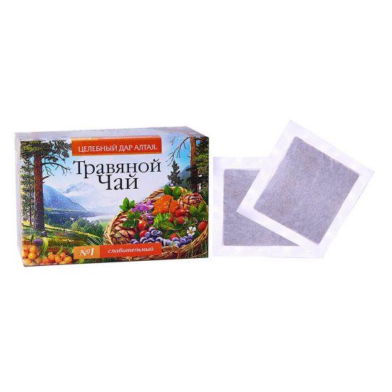 Травяной чай Сбор № 1 «Слабительный»